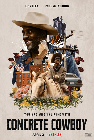 Постеры фильма «Ковбой из гетто»