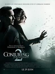 Постеры фильма «Заклятие 2»