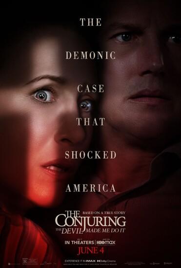 Постеры фильма «Заклятие 3: По воле дьявола»