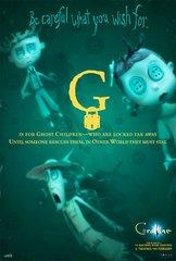 «Каролина в стране кошмаров» (Coraline)
