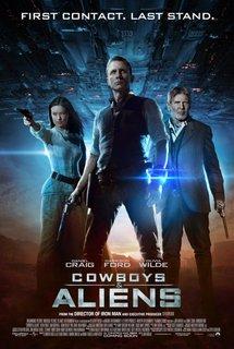 «Ковбои против пришельцев» (Cowboys & Aliens)