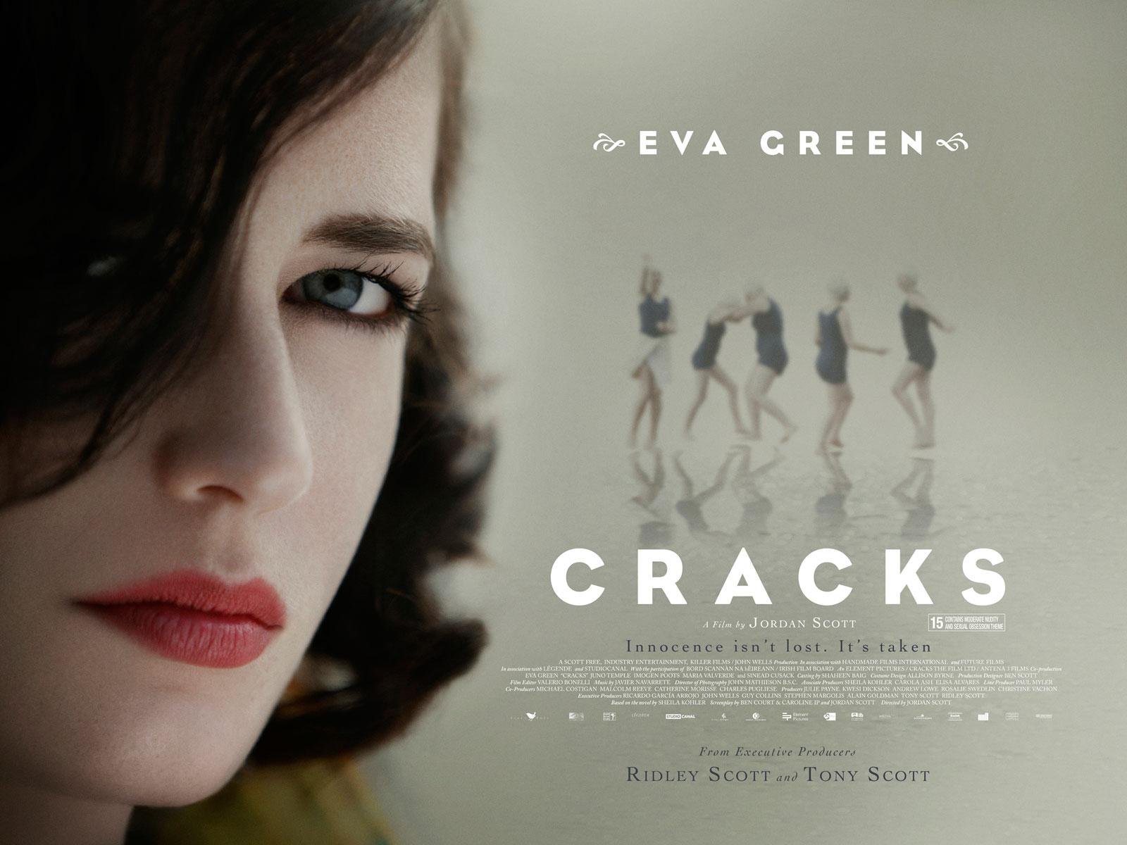 Скачать Трещины / Cracks x264 2009 / BDRip Drama / Romance / Thriller