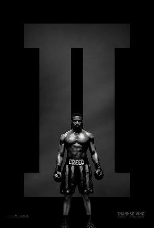 Постеры фильма «Крид 2»