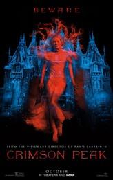 Постеры фильма «Багровый пик»