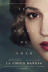 Постеры фильма «Девушка из Дании»