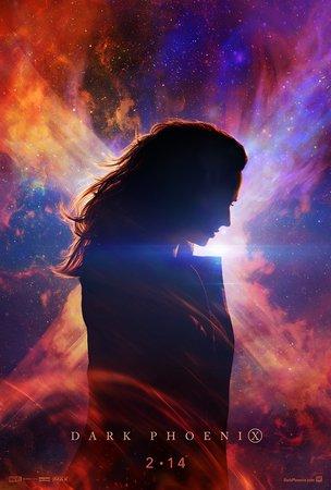 Постеры фильма «Люди Икс: Тёмный феникс»