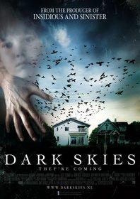 Постеры фильма «Мрачные небеса»