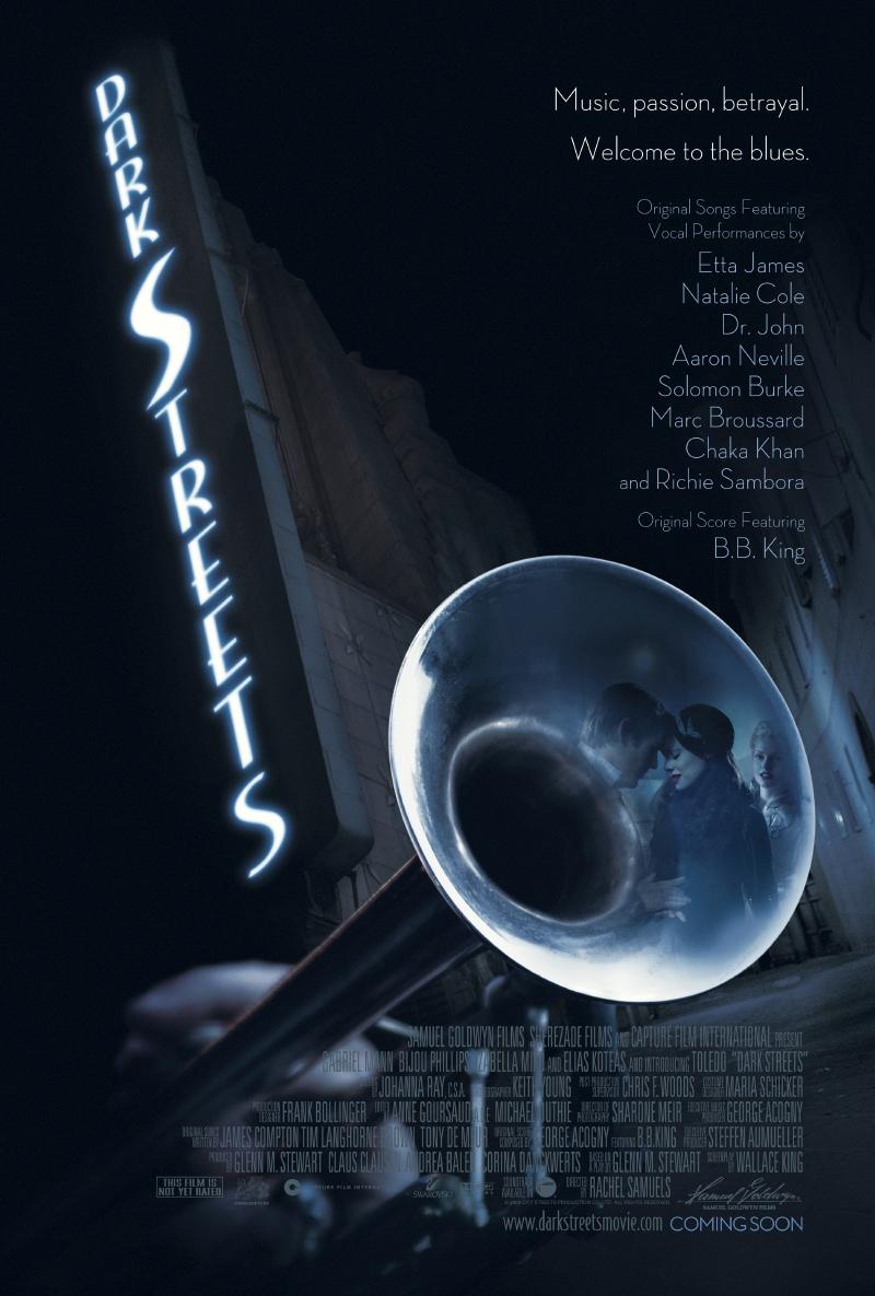 Тёмные улицы, постер № 1