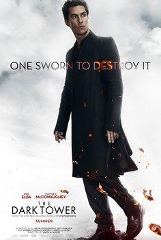 Постеры фильма «Тёмная башня»