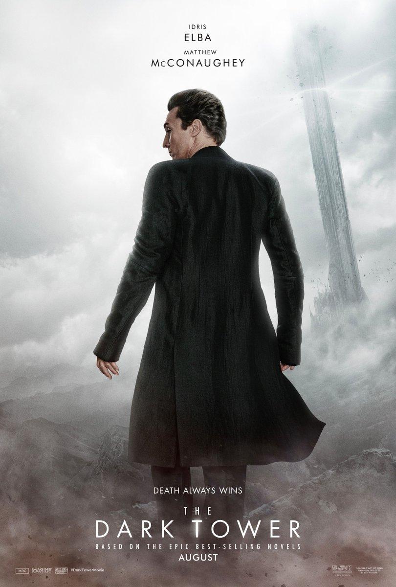 Тёмная башня, постер № 6