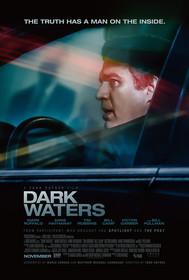 Постеры фильма «Тёмные воды»