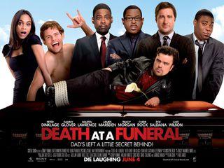 «Смерть на похоронах» (Death at a Funeral (Screen Gems))
