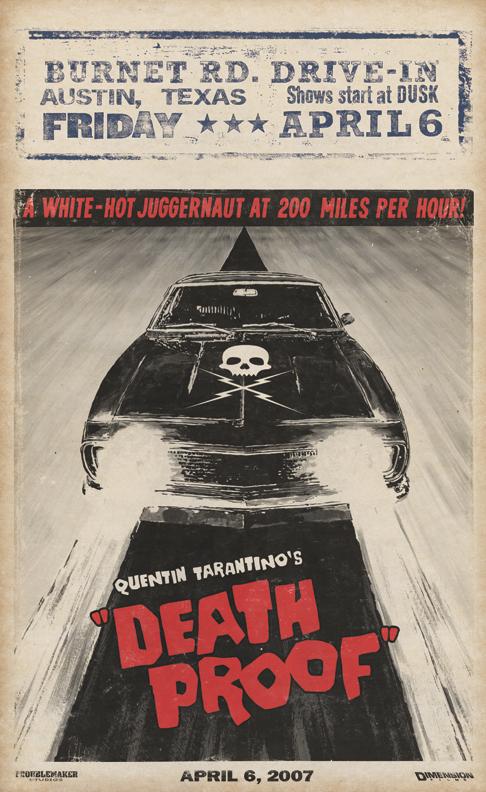 Доказательство смерти, постер № 1