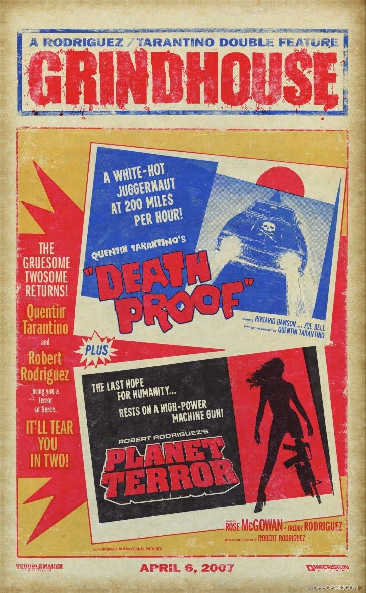 Доказательство смерти, постер № 2