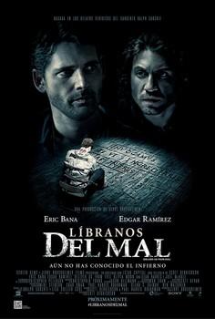Постеры фильма «Избави нас от лукавого»