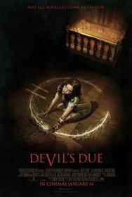 Постеры фильма «Пришествие дьявола»