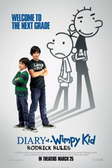 «Дневник слабака - 2» (Diary of a Wimpy Kid: Rodrick Rules)