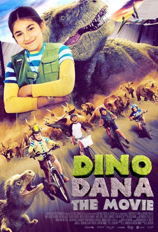 Дино-Дана, постер № 2