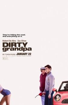 Постеры фильма «Дедушка лёгкого поведения»