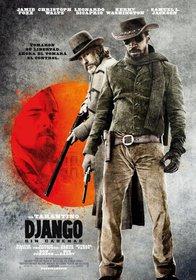Постеры фильма «Джанго освобождённый»