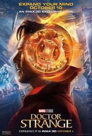 Постеры фильма «Доктор Стрэндж»