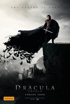 Постеры фильма «Дракула»