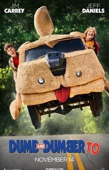 Постеры фильма «Тупой и ещё тупее — 2»