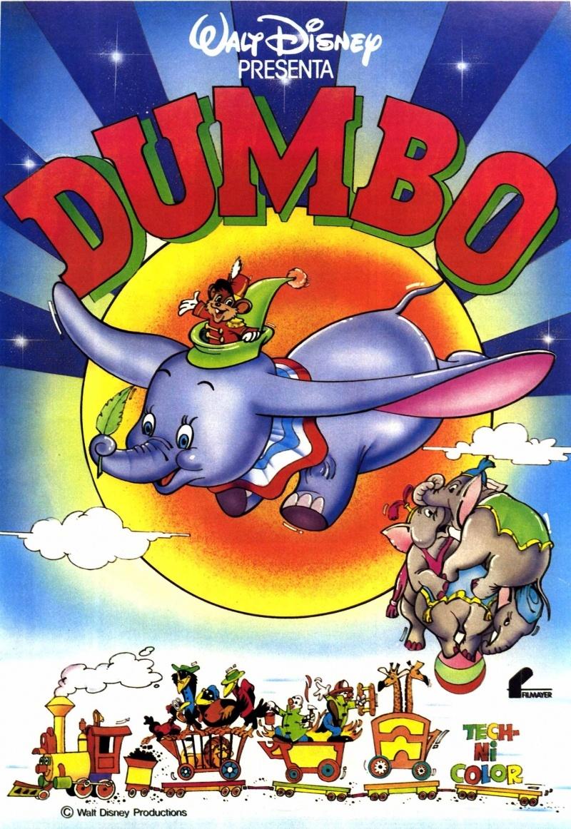 Дамбо, постер № 1