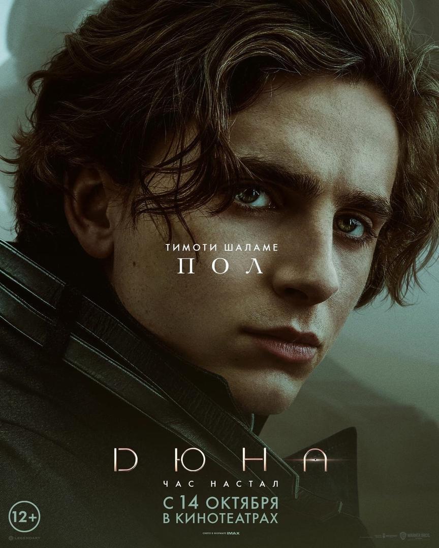 Дюна, постер № 22