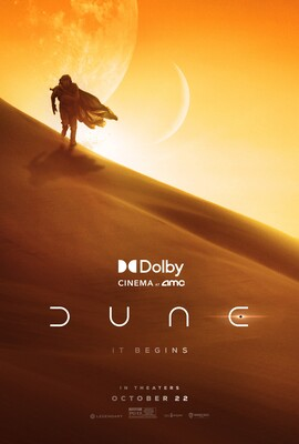 Постеры фильма «Дюна»