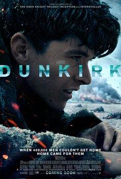 Постеры фильма «Дюнкерк»