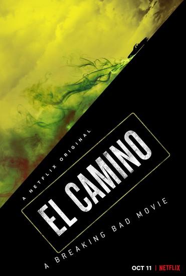 Постеры фильма «Эль Камино: Во все тяжкие»