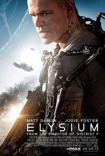 Постеры фильма «Элизиум: Рай не на Земле»