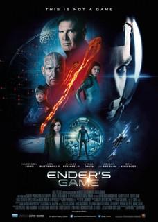 Постеры фильма «Игра Эндера»