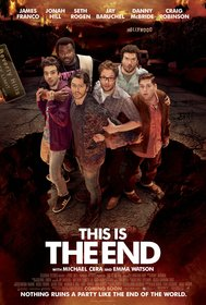 Постеры фильма «Конец света 2013: Апокалипсис по-голливудски»