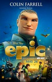 Постеры фильма «Эпик»