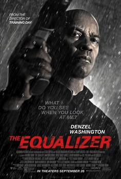 Постеры фильма «Великий уравнитель»
