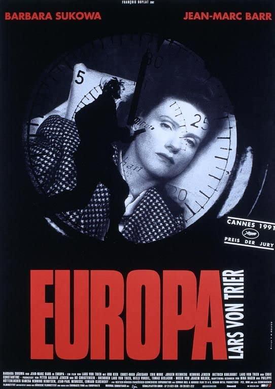 Европа, постер № 1