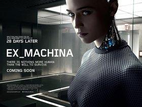 Постеры фильма «Из машины»