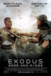 Постеры фильма «Исход: Цари и боги»