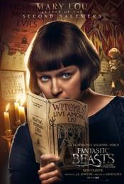 Постеры фильма «Фантастические твари и где они обитают»