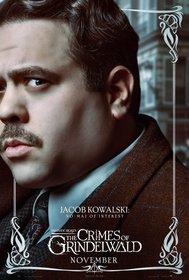 Постеры фильма «Фантастические твари: Преступления Грин-де-Вальда»
