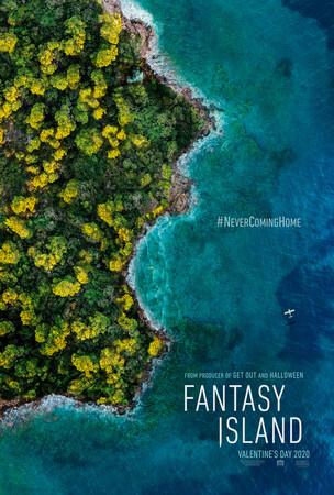 Постеры фильма «Остров фантазий»
