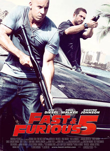 «Форсаж-5» (The Fast and the Furious 5)