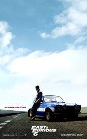 Постеры фильма «Форсаж 6»