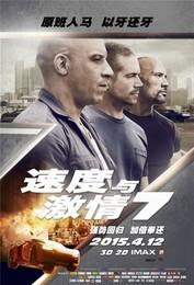 Постеры фильма «Форсаж 7»
