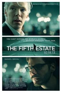 Постеры фильма «Пятая власть»