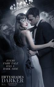 Постеры фильма «На пятьдесят оттенков темнее»