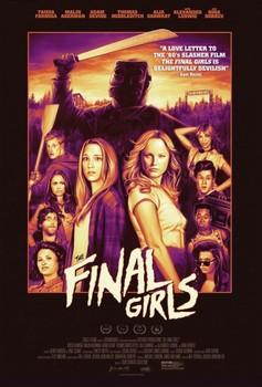 Постеры фильма «Последние девушки»