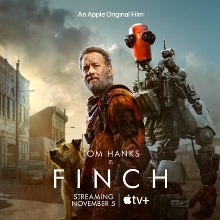 Постеры фильма «Финч»